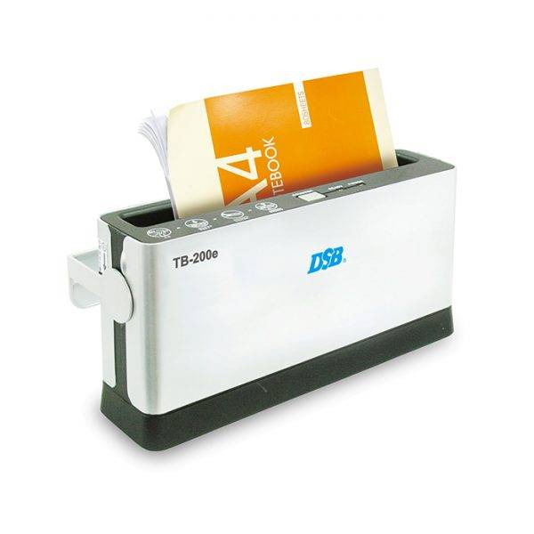 DSB TB 200e Thermal Binder - Electric Thermal Glue Binder