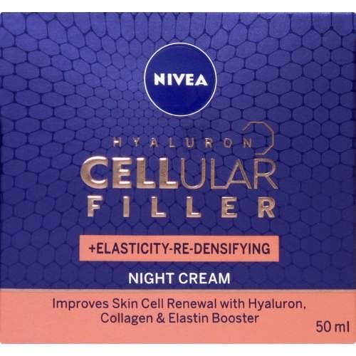 Nivea Hyaluron Cellular Filler Night Cream 50ml