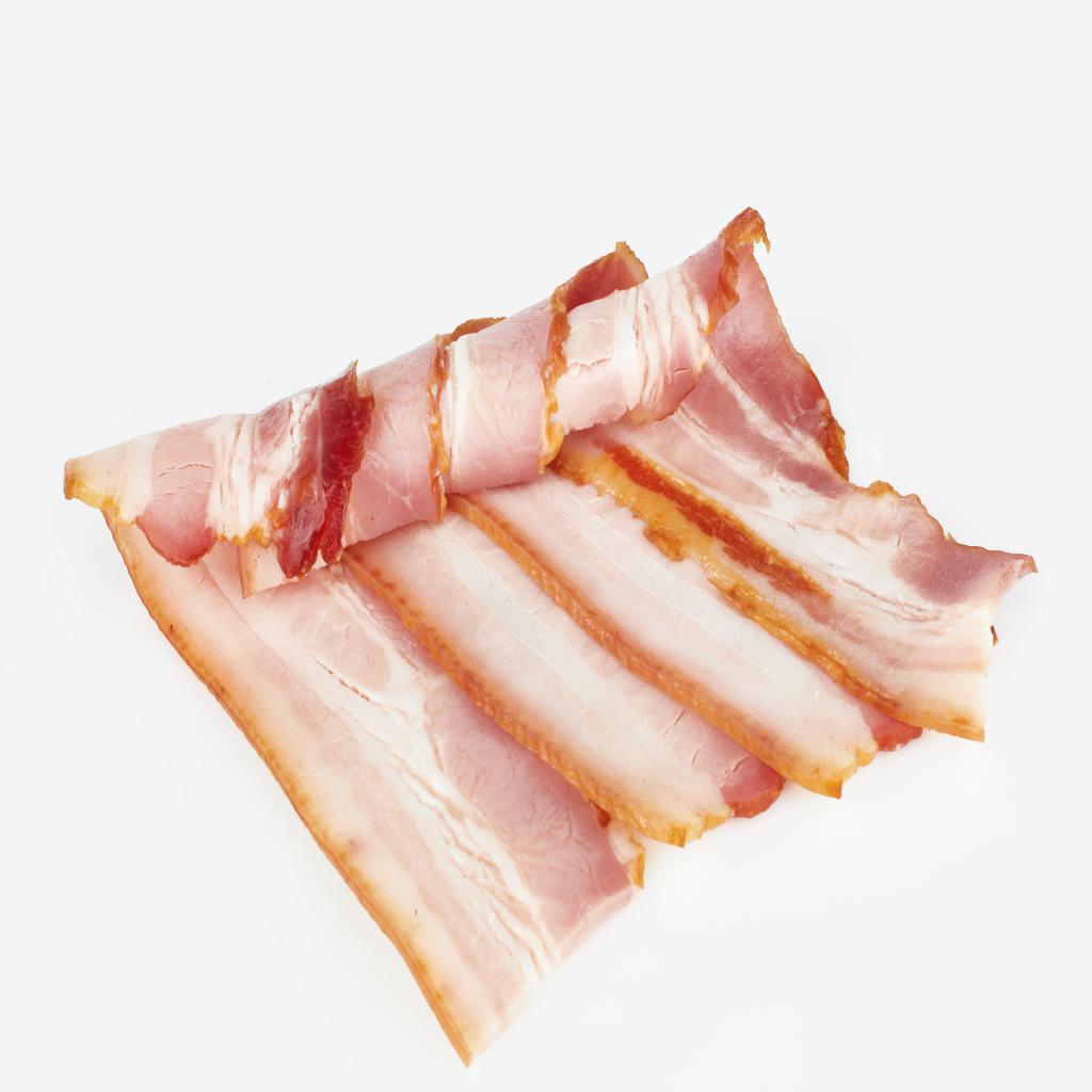 honeyglazed bacon
