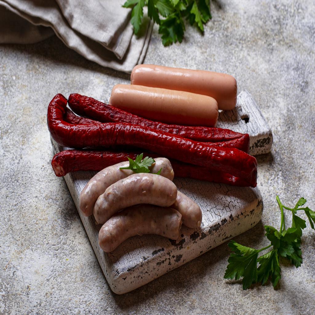Mutton and Chicken Sausages