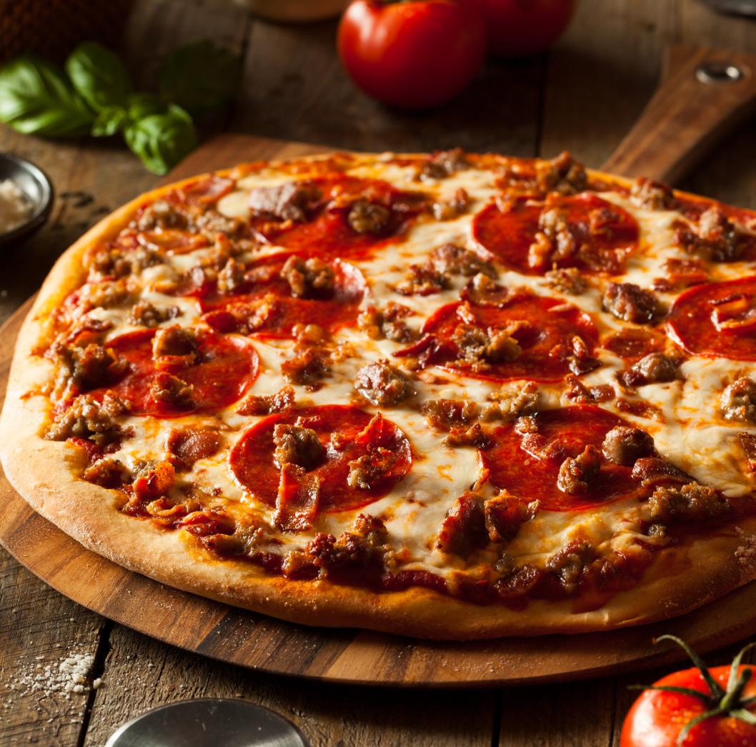 Mexican Fiesta Pizza