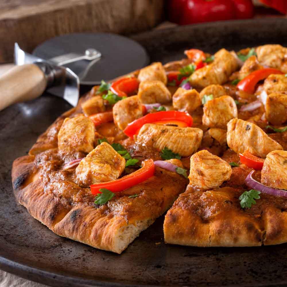 Signature Chicken Pizza