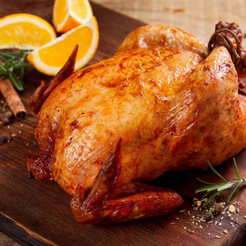 Chicken El Patron
