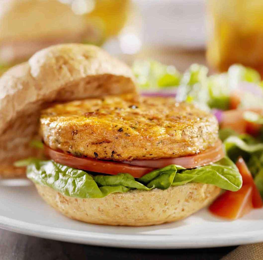 Regular Veg Burger