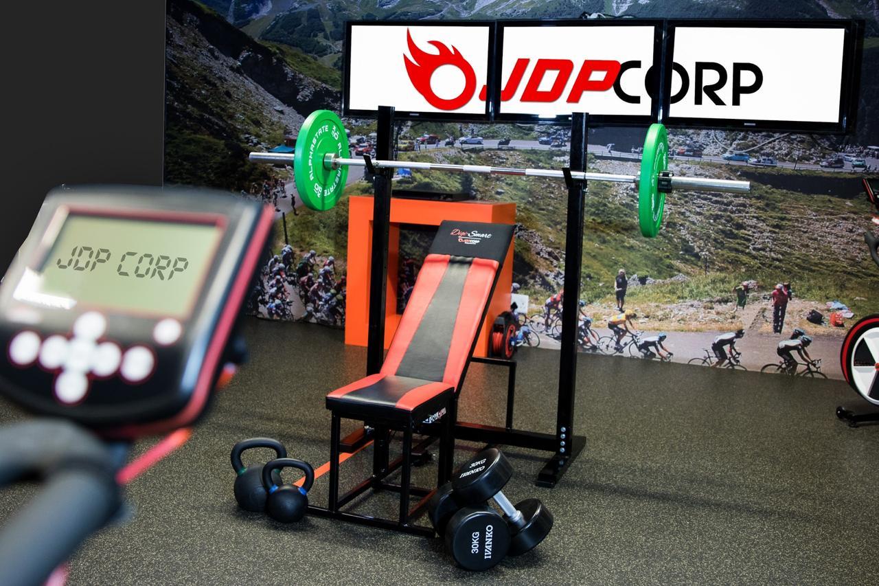 Digi Smart Fitness Bench